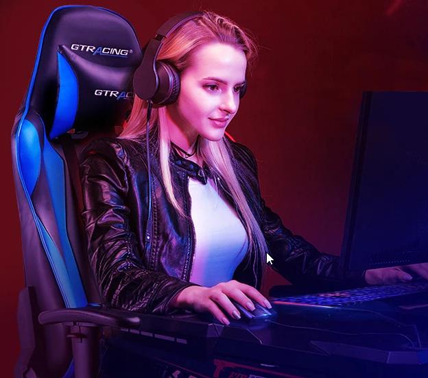 Gaming Stuhl Test Unter 200€ (2021)