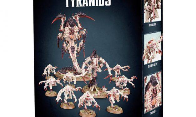Start Collecting! Tyranids Box / Set